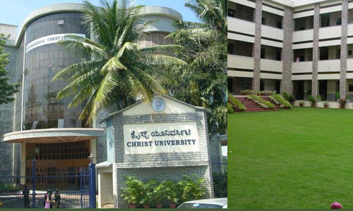 Admission in Christ University