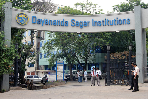 Admission in Dayananda Sagar College of Engineering